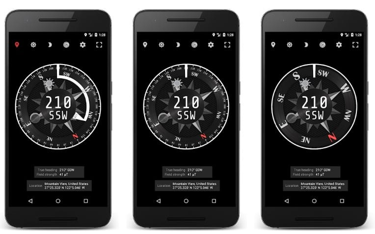 Compass Steel App for Android