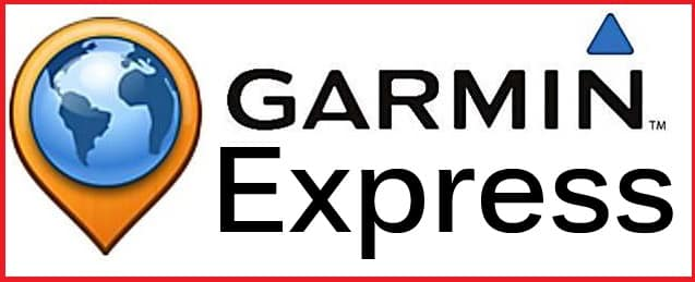 Garmin Express Download for MAC