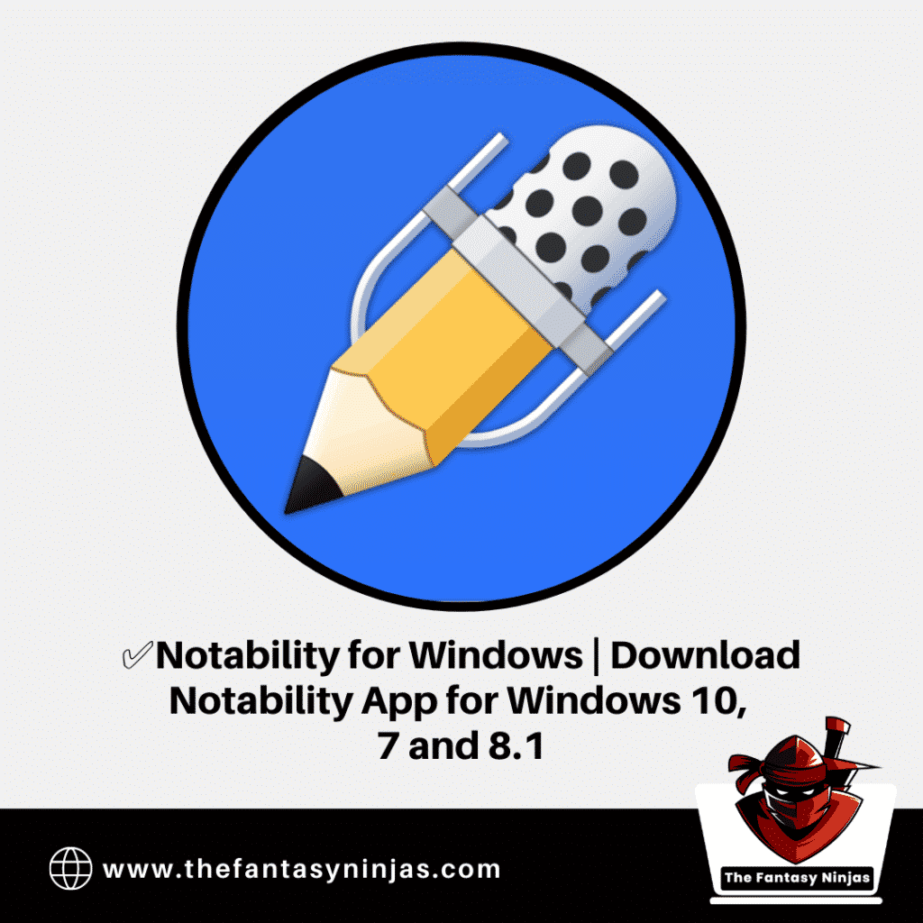 Notability for Windows